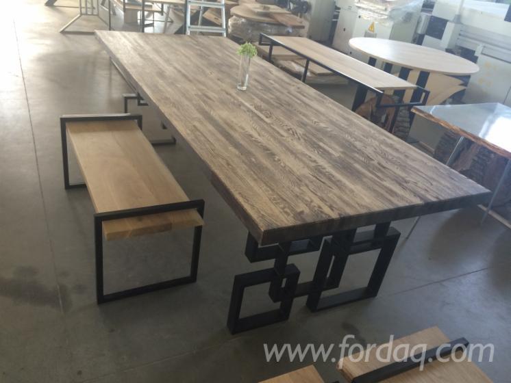 Oak Traditional Dining Tables, FSC