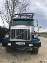 Ciężarówka Do Przewozu Dłużycy Volvo Używane Rumunia
