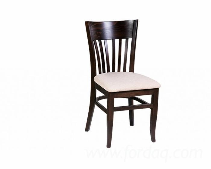 """Beech wood chair """"C0001"""""""
