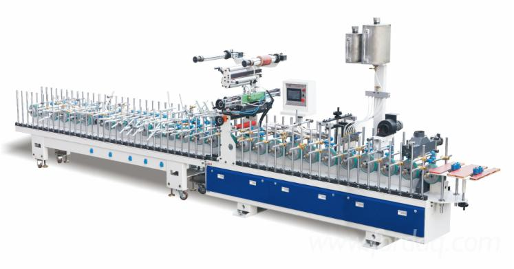 New-Kadromak-Profile-Wrapping-Machine-on-PUR-Glue-With