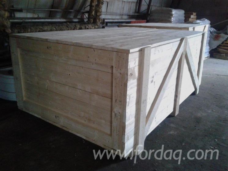 Wholesale New Industrial Crates Latvia