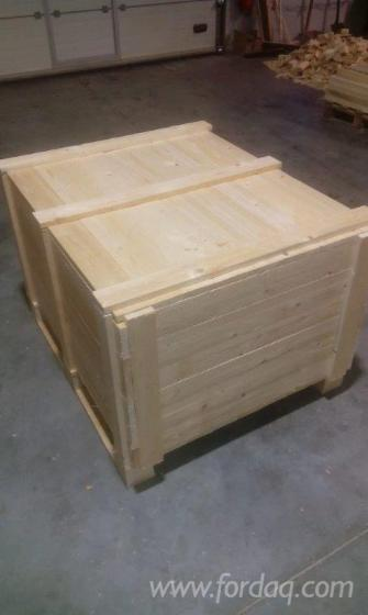 New Industrial Crates Latvia