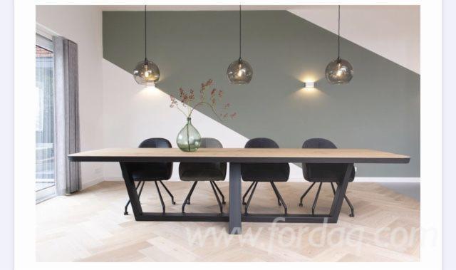 Wholesale Contemporary Oak Dining Tables Belarus