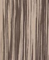 Natural Veneer, Zingana , Flat Cut, Plain