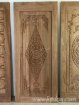 Find best timber supplies on Fordaq - World Best Trading Co LLC - Luxury Teak Wood Doors