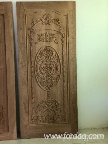 Luxury Teak Wood Doors