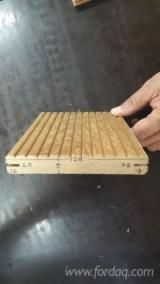Genuine Teak Decking Anti-Slip (E4E), 17 mm