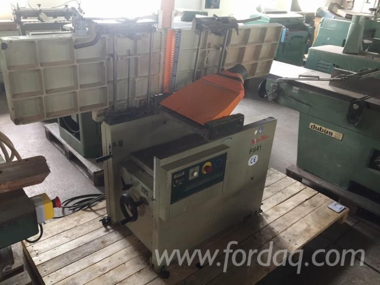 Gebraucht SCM FS41 Abrichtdickenhobelmaschinen Zu Verkaufen Frankreich