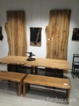 Fordaq лісовий ринок - Iva-Wood LLC - Одношарові Масивні Деревні Плити, Дуб