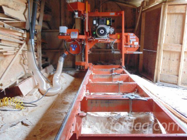 Woodmizer L15 saw mill