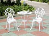 Fendias 3-Piece Cast Aluminum Bistro Set Outdoor Furniture