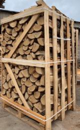Fresh Oak Firewood, FSC, 30 cm