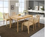 Rubberwood/Acacia Dining Room Sets