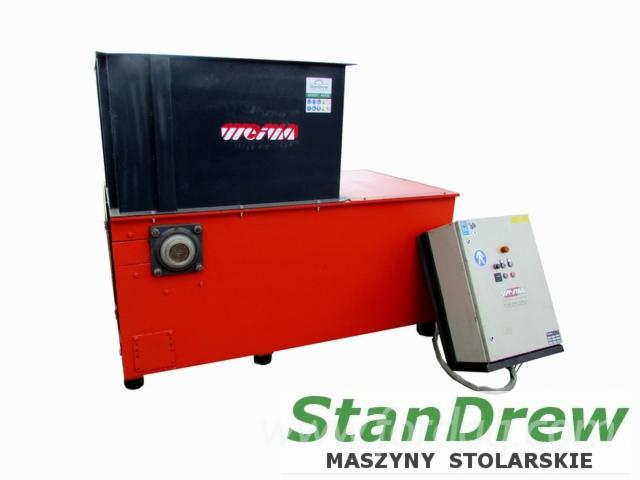 Used-WEIMA-WL10-2000-Chippers-And-Chipping