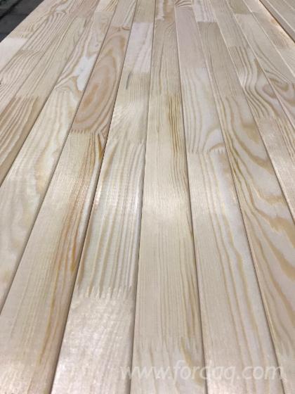 Elementos Unidos / Empalmados / Colados (finguer-joined) Pinus - Sequóia Vermelha À Venda