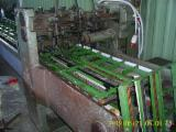 Corali Woodworking Machinery - Used Corali/Valatte Box Production Line, 1980-1985