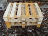 New Grey Alder One Way Pallet, 600x800 mm