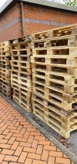 Paletes De Madeira Para Compra E Venda - Compre E Venda Paletes Na Fordaq - Vender Palete Euro - Epal Qualquer Ucrânia