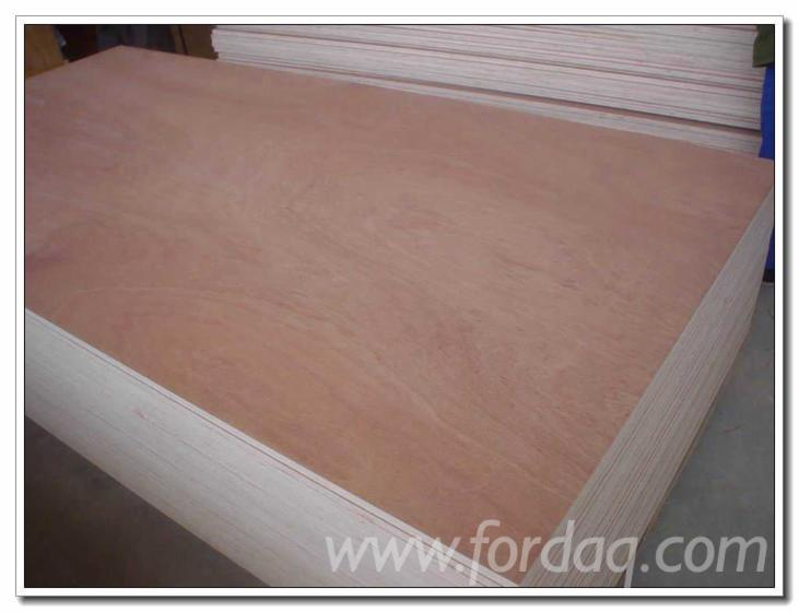 Grade BB/CC bintangor plywood furniture decoration with poplar combi eucalyptus core