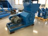 Used Erjo BS200 Bark Shredder, 1986