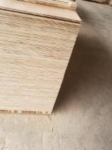 Commercial Plywood with Okume, bintagor, Pine face and back thickness from 2-18 mm
