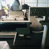 Woodworking Machinery - Used COSMEC 2000 Double Blade Log And Timber Saw For Sale Romania