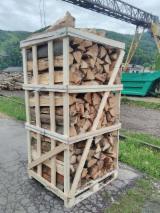 Pellets, Feuerholz Und Hackschnitzel - Brennholz Buche 90 cm