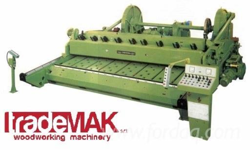 Gebraucht-Angelo-Cremona-TN4000-2001-Furniermessermaschinen-Zu-Verkaufen
