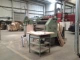 Woodworking Machinery Box Production Line - Used Varias 2000 Box Production Line For Sale Spain