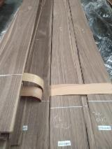 American Walnut Crown Veneer Sheets from Direct Manufacturer Company
