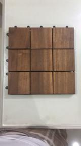 Fordaq лісовий ринок - Moc Phuoc Sanh Deck Tiles - Акація, Городна Дерев'яна Плитка, FSC
