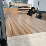 1.22*2.44*18mm Melamine plywood board