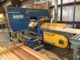Edging And Resaw Combination - Used Baker Model D Single-Head Grade Lumber Resaw