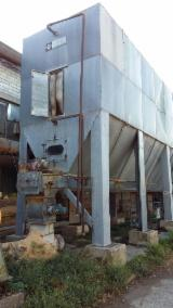 Woodworking Machinery - Used Venti Oelde Aspiration system