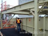 Rake/ Logs' Conveyors