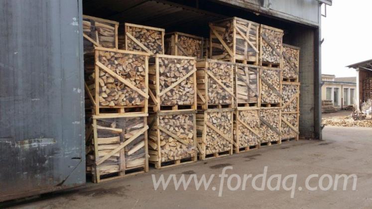 KD Beech Firewood Cleaved, 30 cm