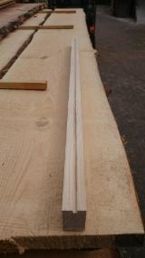 Profiled Spruce Timber, 35x55x2150 mm