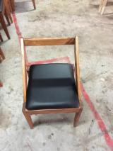 Ash/Rubberwood/Pine Dining Room Furniture (Table+Chair)