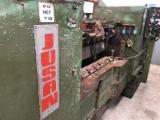 Woodworking Machinery - Used Jusan Lathes (35 hp), 1985
