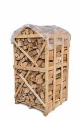 Beech Firewood Cleaved, 24 pallets/spot