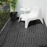 Acacia Garden Tiles (Gray), 24 mm