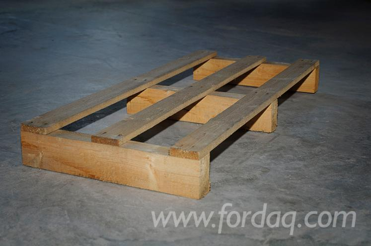 New Spruce Industrial Crates, 800x1200 mm