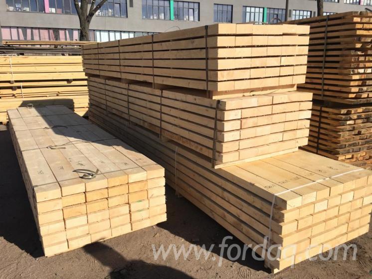 Vender Abeto - Whitewood FSC 75 mm Letônia