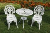High Quality Light Weight Outdoor Garden Metal Furniture