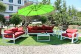 Aluminum Profile Outdoor Sofa Sitting Sets