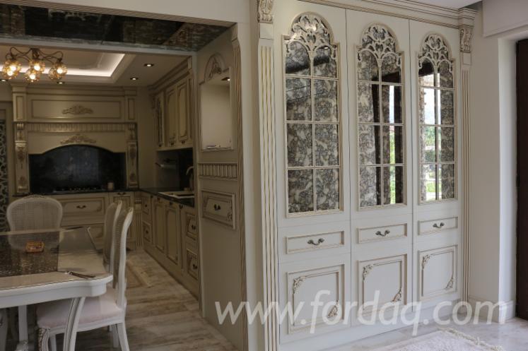 Vender Armários De Cozinha Design De Móveis Outros Materiais Painel MDF Turquia