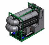 Vendo Impianti, Unità E Attrezzature Ausiliarie Per Cogenerazione Da Biomassa SRE Opcon Group Usato Polonia