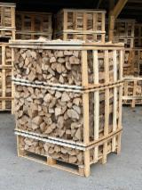 Birch/Hornbeam/Oak Firewood, 6-16 mm