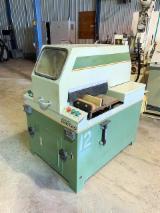 Woodworking Machinery - Used Auburn Machinery End Pro End Matcher, 1999