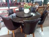 Kenya Dining Room Furniture - African Rosewood Dining Room Sets